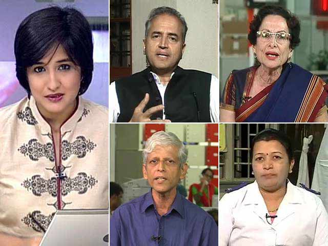 Video : Aruna Shanbaug, Face Of Euthanasia Debate, Dies