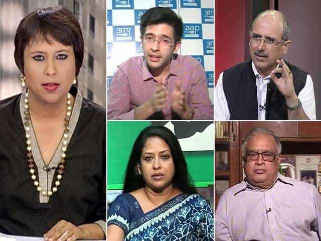 Video : Arvind Kejriwal vs Najeeb Jung: Constitutional Crisis or Clash of Egos?