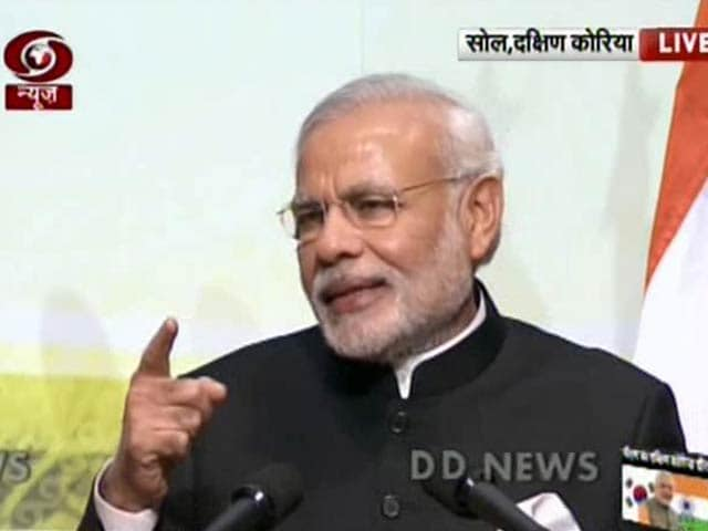 Video : Indians are Now Excited to Return to Their Country, Says PM Modi in Seoul