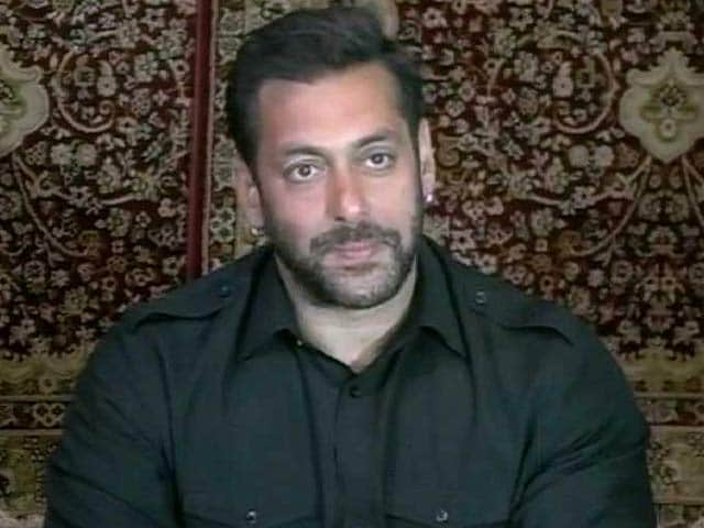 Salman Khan Thanks Fans Who Stood by Him