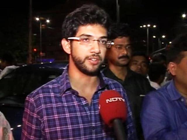 Video : Pardon the Inconvenience But Promise Better Roads: Aditya Thackeray to Mumbai