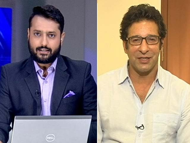 Video : Selectors Should Support Young Kohli, Give Him Strong Side: Wasim Akram to NDTV
