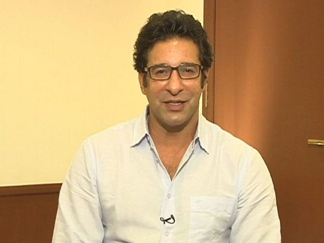 Video : India vs Pakistan Cricket a Must, Game Must Go on: Wasim Akram