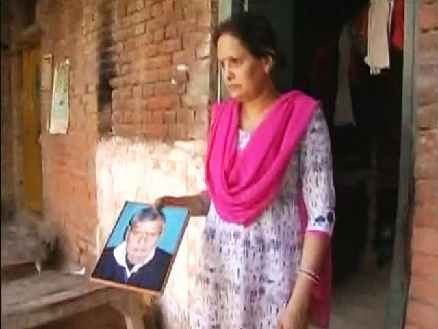 Video : Day After Government Cleared Compensation, Bihar Farmer Commits Suicide