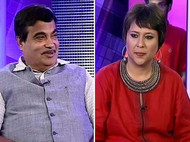 Video : 'Dukhi' Rahul Gandhi Like 'Bandu' (Baby) Learning to Walk, We Don't Take Him Seriously: Minister Nitin Gadkari