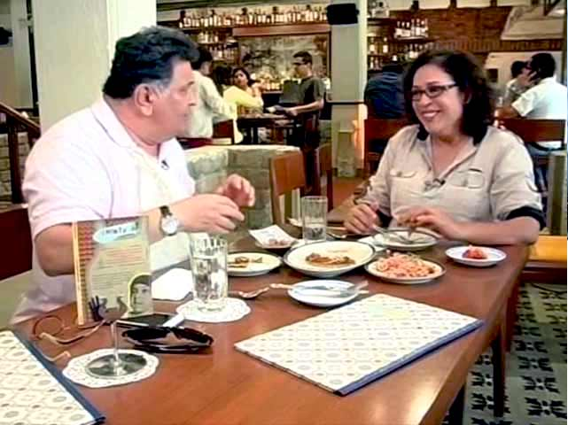 Video : A Conversation Over Lunch With Rishi Kapoor (Aired: May, 2015)