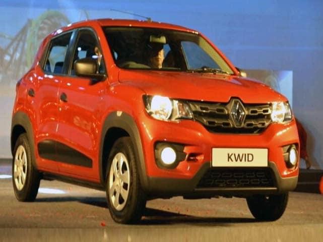 Video : Renault's New Kwid On The Block