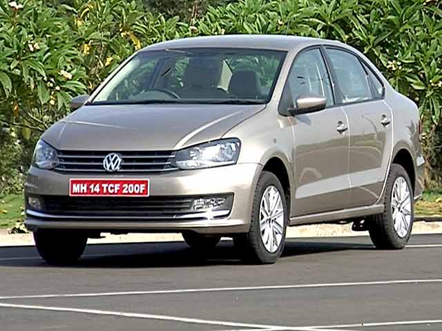 Video : New Vento & 4 More New VWs Coming