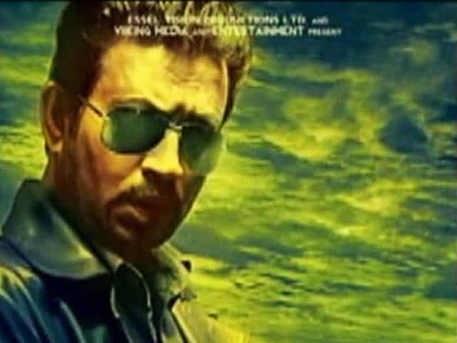 Video : First Look: Irrfan Khan in <i>Jazbaa</i>