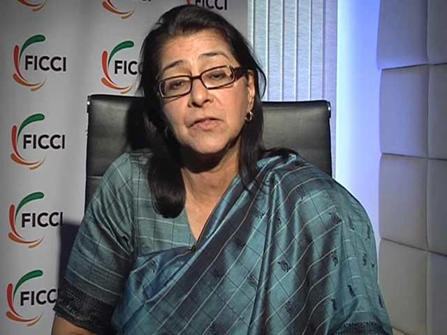 Video : If PM Can Meet Foreign CEOs, Why Not Indian: Naina Lal Kidwai