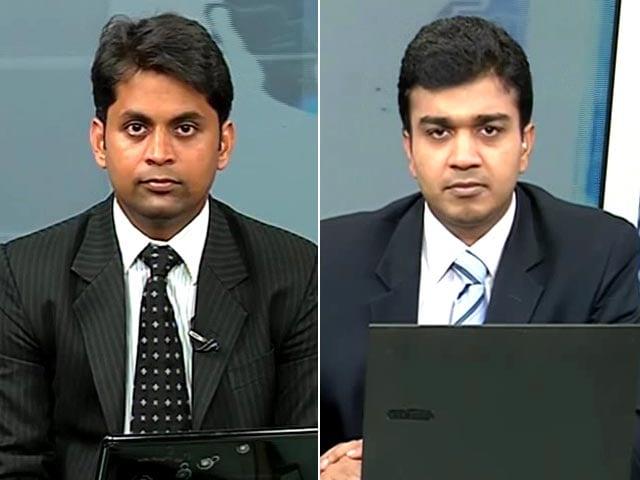 Video : Sell Tech Mahindra, Target Rs 500: LKP Securities