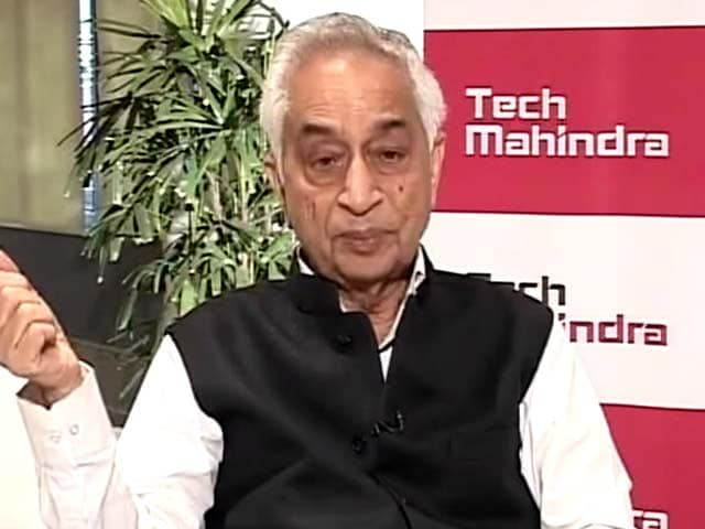 Video : Tech Mahindra's Vineet Nayyar Explains Drop in Q4 Profitability