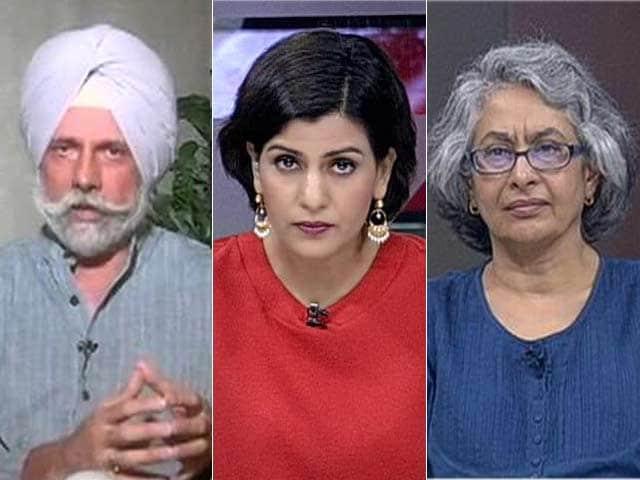 Video : India Protests President Pranab Mukherjee's Interview with Swedish Newspaper