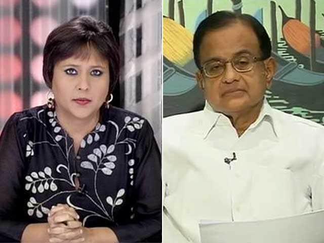 Video : AFSPA is Immunity Turned Impunity; Follow Tripura's Example: Chidambaram to NDTV