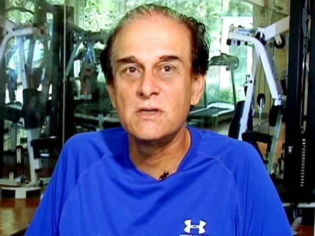 Video : Marico's Harsh Mariwala Takes Up The #MyFit100Days Challenge