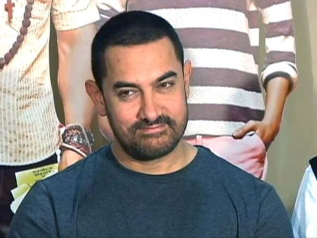 Video : I'm the Biggest Star Today, <i>Koi Shak</i>?: Aamir Khan