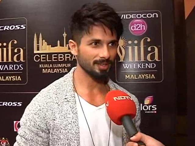 Video : Everybody is Telling me About my Wedding: Shahid Kapoor