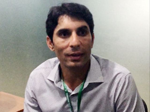 Video : NDTV Exclusive: Misbah-Ul-Haq Invites Test Nations To Play in Pakistan