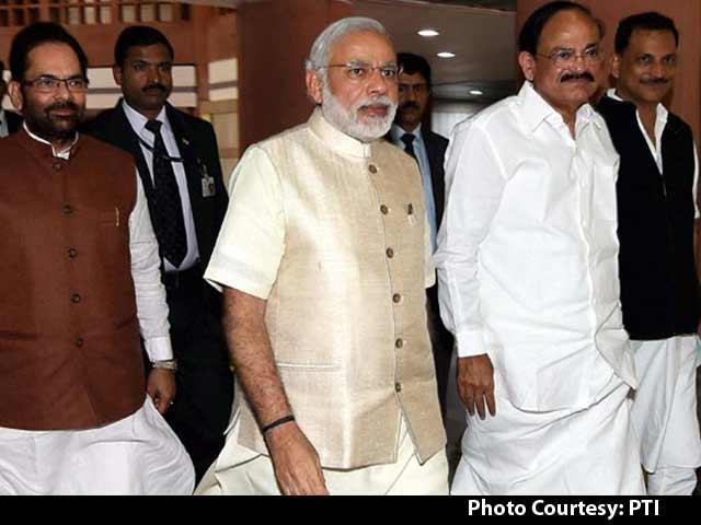Video : Cabinet Clears Land Ordinance for Third Time, Rahul Gandhi Slams PM Modi