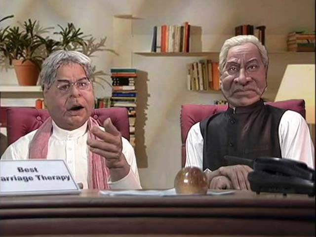 Video : Janata Parivar's Counselling Session