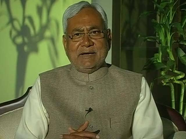 Video : Congress Ready to Back Nitish Kumar for Bihar's Top Job: Sources to NDTV