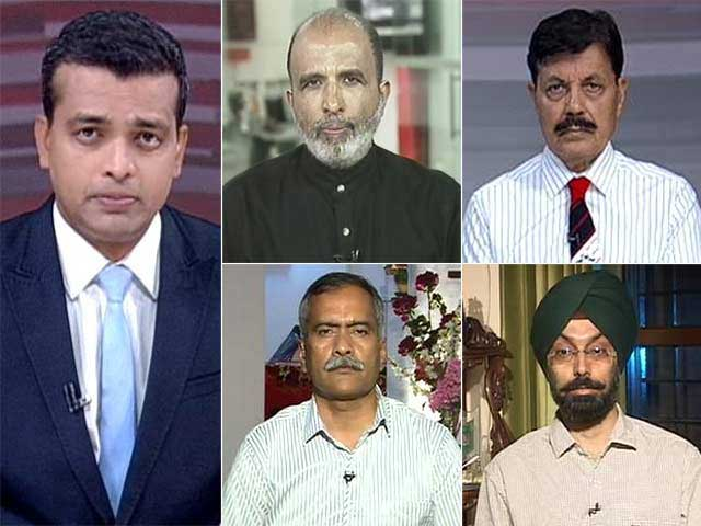 Video : One Rank One Pension: Men in Arms, Up in Arms