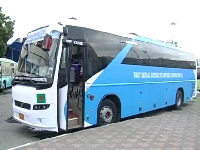 Video : Trial Run of Kolkata-Agartala Bus Service Ahead of PM Modi's Bangladesh Visit