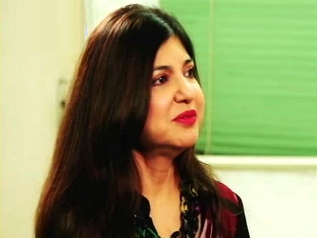 Video : Alka Yagnik: I am a Big <i>Bhakt</i> of Lata Mangeshkar