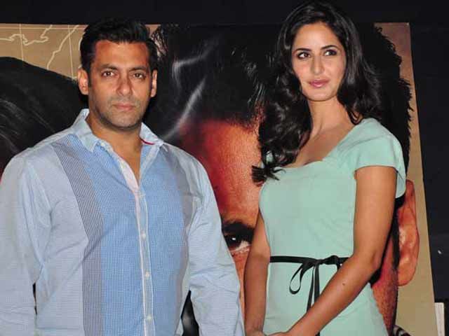 Video : Katrina Kaif is a Part of My Family: Salman Khan