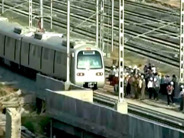 Videos : स्पीड न्यूज : जयपुर में आज से मेट्रो ट्रेन सेवा की शुरुआत