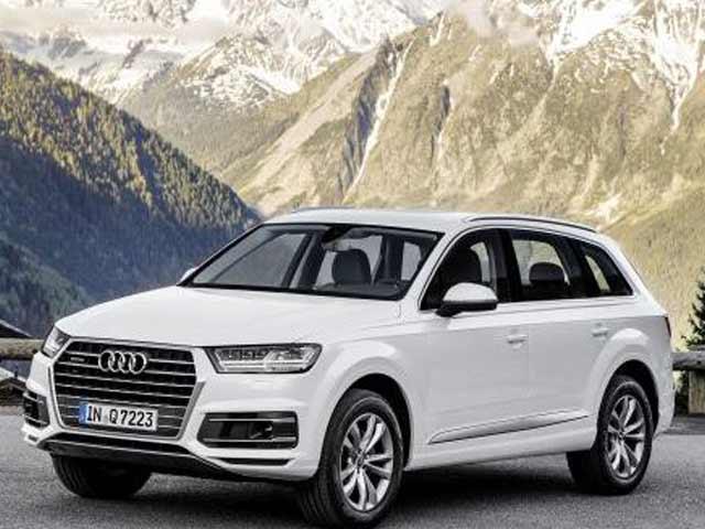 Audi Q7 Price In India Images Mileage Features Reviews Audi Cars
