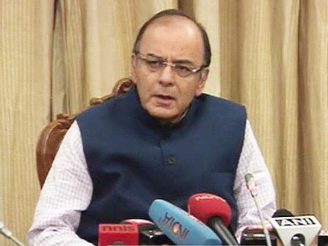Video : 'Fears Based on Advance Monsoon Predictions Misplaced': Finance Minister Arun Jaitley