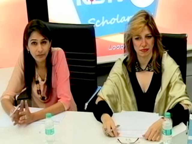 Video: NDTV-Deakin Scholarship Program: Meet the Winner