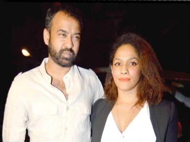 Video : Masaba Gupta Marries Madhu Mantena
