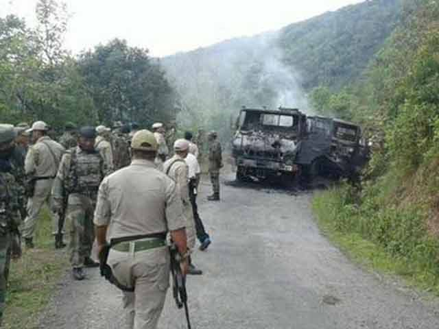 Video : Manipur Attack: Army Investigates Possible Intelligence Failure