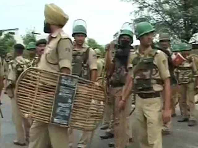 Video : Authorities Reach Agreement With Sikhs in Jammu, But Nervous Calm Prevails in City