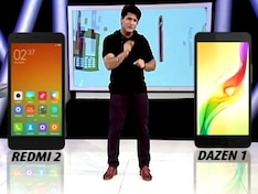 Coolpad Dazen vs Xiaomi Redmi 2: Chinese Showdown