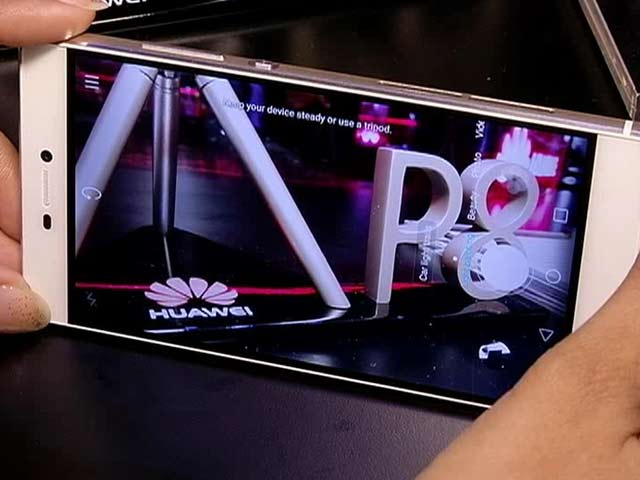 Video : Huawei's New P-Series and Its Thailand Story