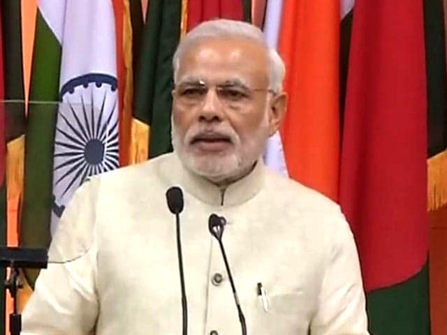 Video : 'It Will Make Our Border More Secure,' Says PM Modi as India-Bangladesh Ratify Land Boundary Agreement