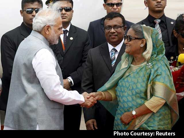 Video : India, Bangladesh Sign Historic Land Boundary Agreement