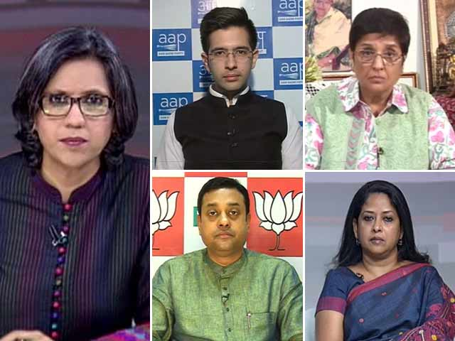 Video : The Kejriwal Interview: Courting Controversy or Asserting Political Right?