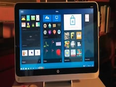 HP Sprout All-in-One PC in Action