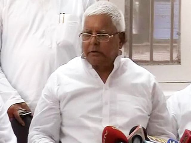 Video : Nitish Kumar Will Be Janata Parivar's Chief Ministerial Candidate for Bihar