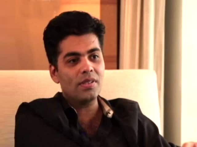 Video : Karan Johar: I don't Think, I Can Write a Love Story Now!