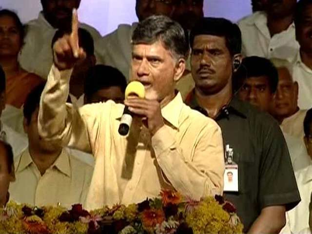 Video : 'How Dare You Conspire Against Me?' Chandrababu Naidu Takes on KCR Over Cash-for-Votes Allegations