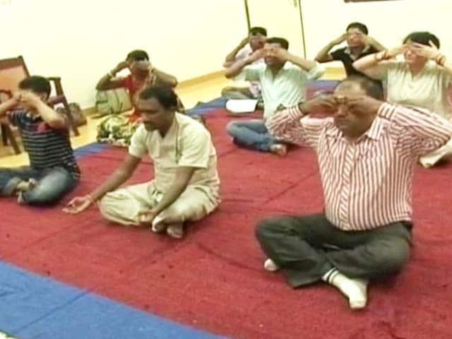 Video : It Works Better Than Medicines, Say Bhubaneshwar's Yoga Fans
