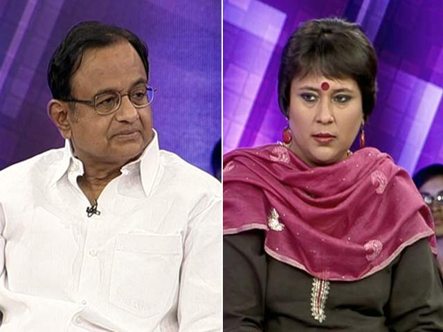 Video : 'You Have the Numbers, Why Don't You Scrap Retrospective Tax?' Chidambaram to Jaitley