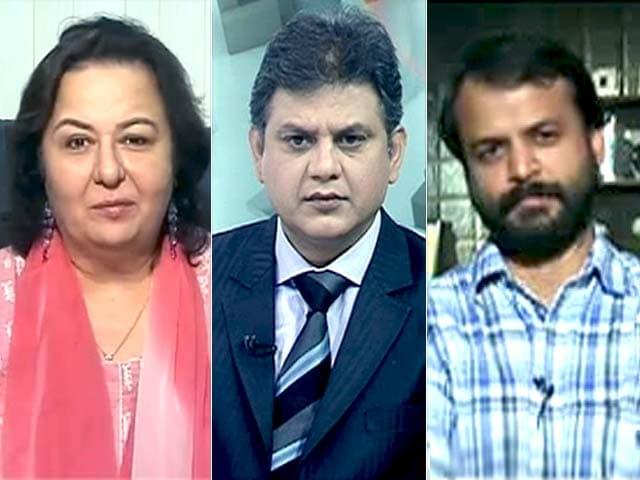 Video : न्यूज़ प्वाइंट : तोमर की डिग्रियां फ़र्ज़ी?