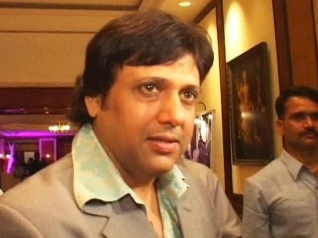 Video : I am Upset With Makers of <i>Jagga Jasoos</i>: Govinda