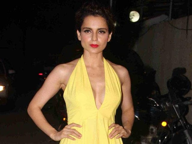 Roles Have Become Draining: Kangana Ranaut